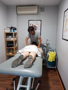 Servicios de fisioterapia en casa