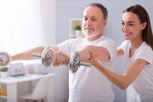 Fisioterapeuta a domicilio